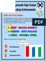 Promoting Achievements Newsletter (Winter 2017)