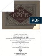 Bach - Organ works - Volume 4
