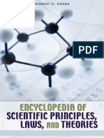 Encyclopedia of Scientific Principles Laws and Theories