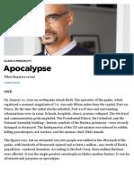Apocalypse_Junot Diaz | Boston Review