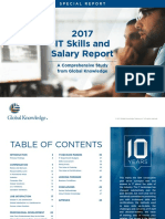 2017 Global Knowledge Salary Report