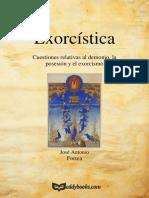 P. José Antonio Fortea - Exorcística