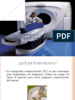 Tomografia Sin Contraste