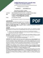Pago de Valorización de Obra_Exoneracion de SENCICO