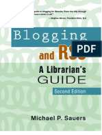 Blogging and RSS, 2nd Edition