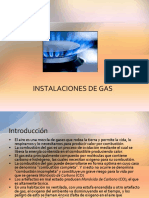 Manual Instlacion Gas