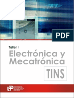 Taller I Electronica y Mecatronica UTP