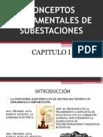CAPITULO 1 SUBESTACIONES