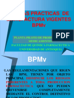 BPM Contaminacion