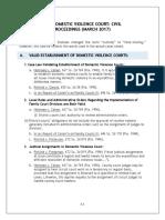 9 Domestic Violence Legal Outline Civil Proceedings 2017 1