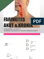 New Faringitis