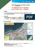 TUMBES - Contramirante Villar - Canoas de Punta Sal (Barrio Miraflores)