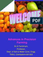 Lec 13 Recent advances in Precision Farming-WTC Training.ppt
