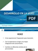 Diapositiva Desarrollo en La Vejez