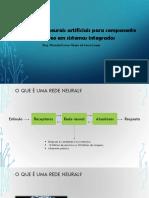 Apresentação sobre aplicação de redes neurais artificiais no meio florestal