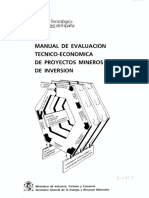 Manual de Diseño Mina Open Pit