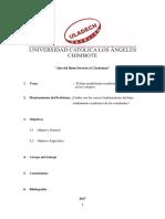 Monografia- Bajo Rendimiento Academico