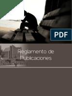 reglamento de publicaciones