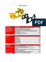 project ix - fmea-tabel bandhouder
