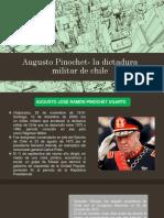 Disctadura Militar Chile