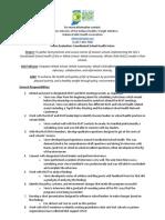coordinated school health intern - intern evaluation - vince hill  1