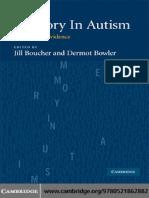 Memory in Autism.pdf