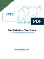HabilidadesDirectivas Trainer Guide SPA