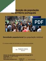 14. Distribuiçao População Areal