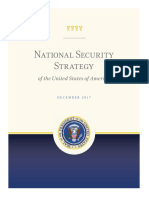 US National Security Strategy 2017