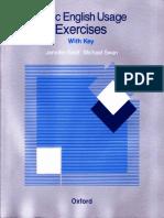 Basic English Usage - Exercises  with key.pdf