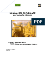 Manual Del Estudiante Motores 3412C