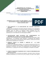 Plan de Implementación 2007-Eugenio Therán