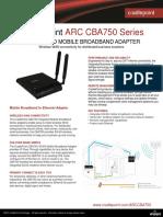 CradlePoint ARC CBA750