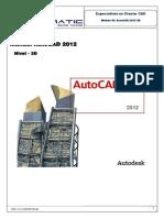 Módulo III - Autocad 3d