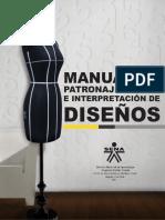 Manual de Patronaje Cmt Sena