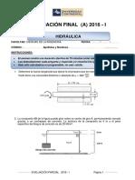 Examen Final - Hidraulica (a)
