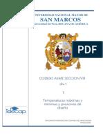 131311225 Pdvsa Mdp 01 Dp 01 Temperatura y Presion de Diseno