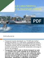 Analiza Și Caracteristica Mijloacelor de Transport Maritim