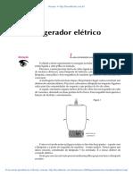 50 O Gerador Eletrico