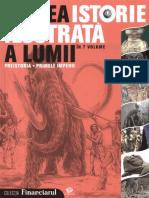 Marea Istorie Ilustrata a Lumii - Vol. 1 - Preistoria - Primele Imperii