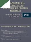 Doc. 174 Obligaciones Del Notario en Las Disposiciones Fiscales Federales