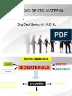 Kp 5.1 Klasifikasi Dental Material Ppt