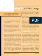 Introduction to Biotech Drugs