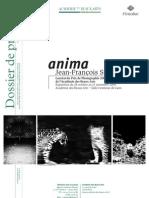 Dossier de presse anima – Académie des Beaux Arts de l'Institut de France