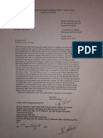 Letter to the Court #1