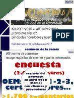 SIG in P 01 Procedimiento Para Creación Actualización y Control de La Información Documentada