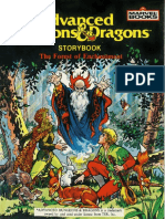 Advanced Dungeons & Dragons Storybook - The Forest of Enchantment