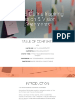 Mission and Vision Statements PDF