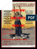 Enlist Now! Your Country Needs You!