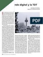 El Dividento Digital y La TDT